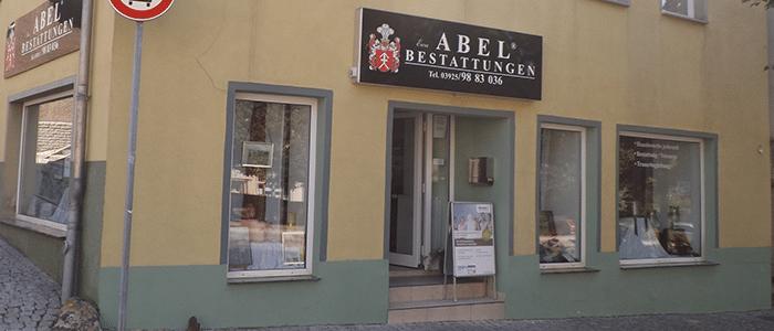 standort prinzenberg Abel Bestattungen