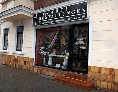 fermersleben filiale uncropped Abel Bestattungen